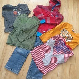 🇨🇦 Spring clothes bundle size 6-7